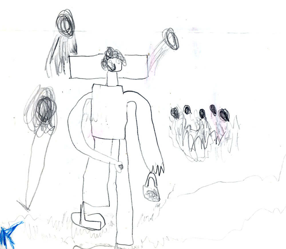 Cmo interpetar el dibujo que hacen los nios I  SuperNanny