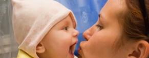 El desarrollo lingüístico del niño de los 4 a los 7 meses