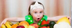 La alimentación de los dos a los tres años