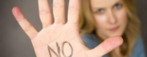"""Dar una negativa o decir """"no"""""""