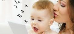 El desarrollo lingüístico del niño de los 8 a los 12 meses