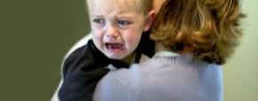 Miedo a separarse de los padres